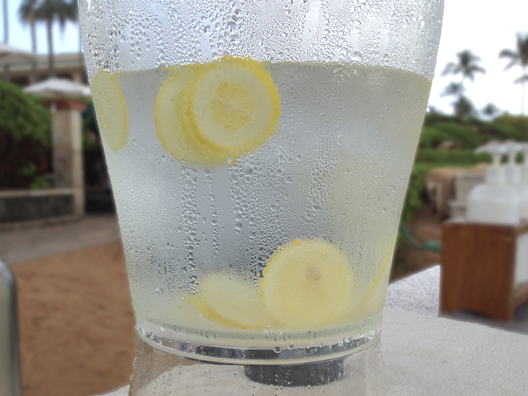 lemon-infused-water