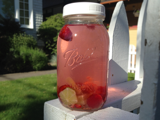 raspberry-lime-infused-water