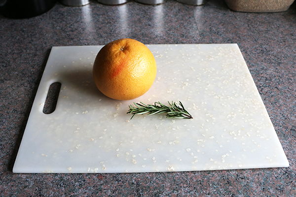 Grapefruit Rosemary Ingredients