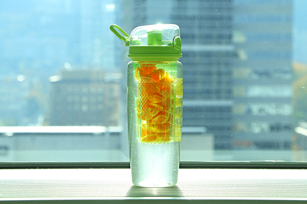 Mandarin Infused Water Recipes