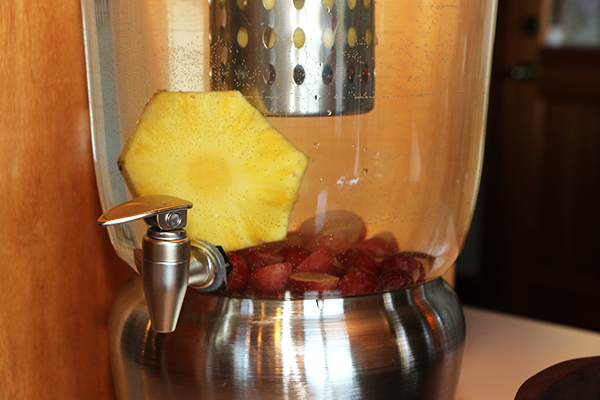 Event Water Infused Waters