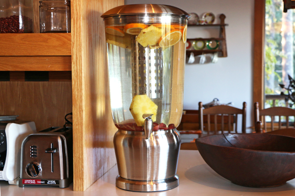 Grape Pineapple Orange Infused Water RecipeGrape Pineapple Orange Infused Water Recipe