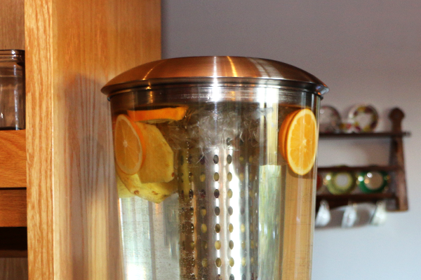 Infused Water for Parties