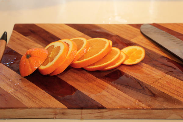 Orange Infused Water Recipes