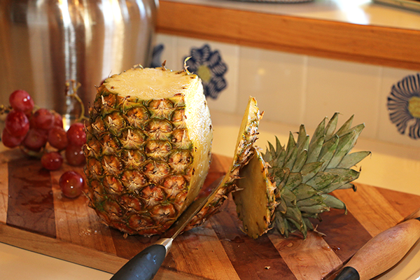 Pineapple Infused Water Recipes